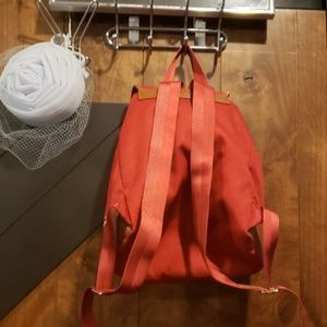 Coach Bags - Coach Canvas Backpack